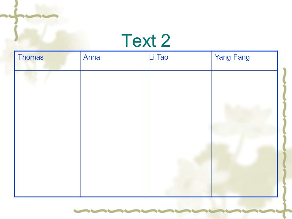 Text 2 ThomasAnnaLi TaoYang Fang