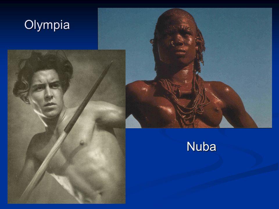 Olympia Olympia Nuba Nuba