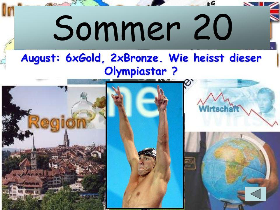Sommer 15 11. Juli: Sie waren überraschenderweise nicht zu halten. Wen besiegten sie im Finale und wie lautete das Resultat?
