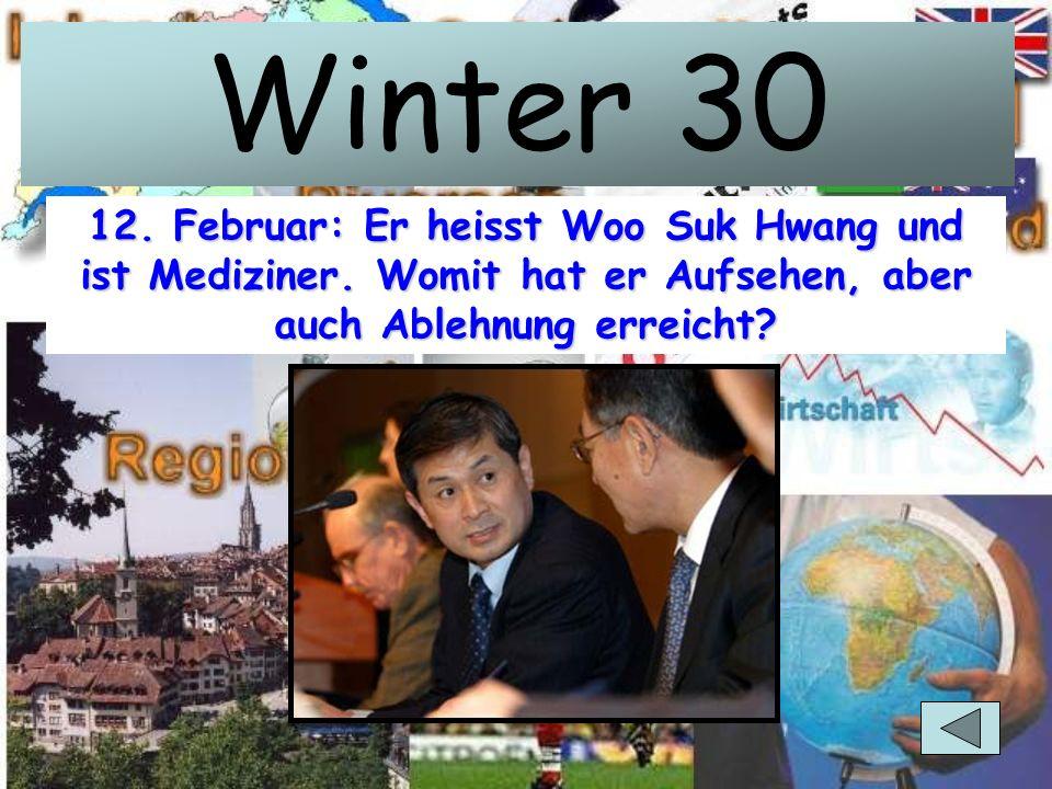 Winter 25 20. Februar: Was ist den armen Tieren passiert ?
