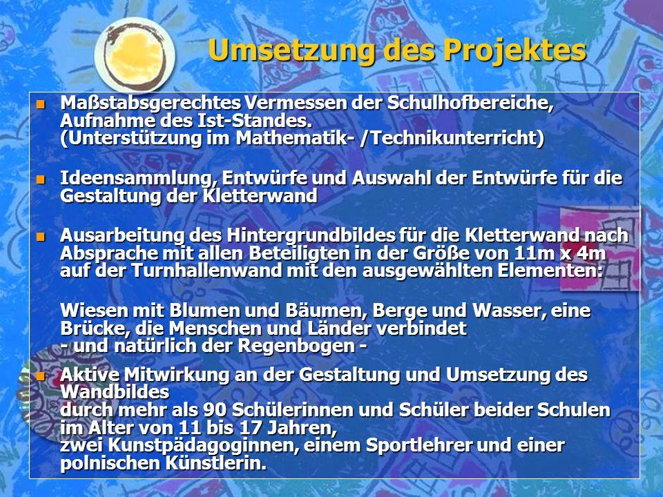 Öffentlichkeitsarbeit n Beteiligung am Wettbewerb 365 Orte der Ideen in Deutschland.