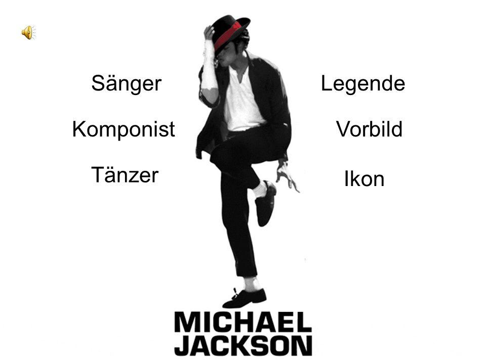 Sänger Komponist Tänzer Legende Vorbild Ikon