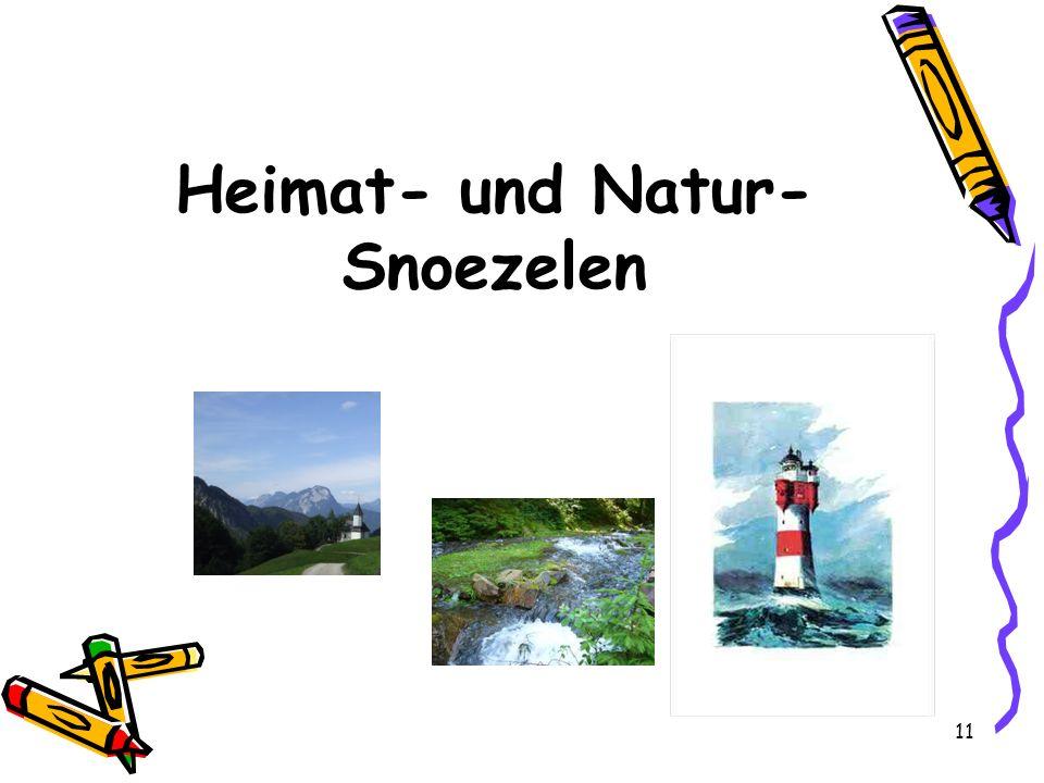 Heimat- und Natur- Snoezelen 11