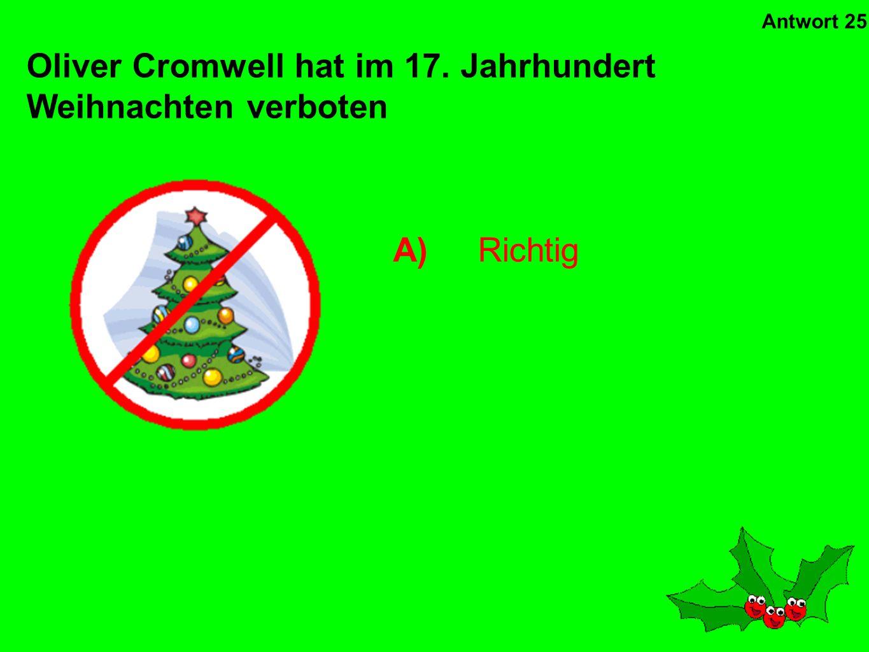 B)Christmas is all around Wie heißt das Lied vom Film Love Actually ? Antwort 24