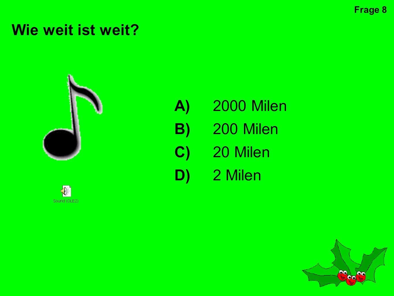 Wer hat A Christmas Carol geschrieben.A)C.S.