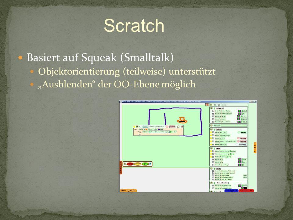 Ein kreativer Einstieg in die Programmierung mit Scratch …