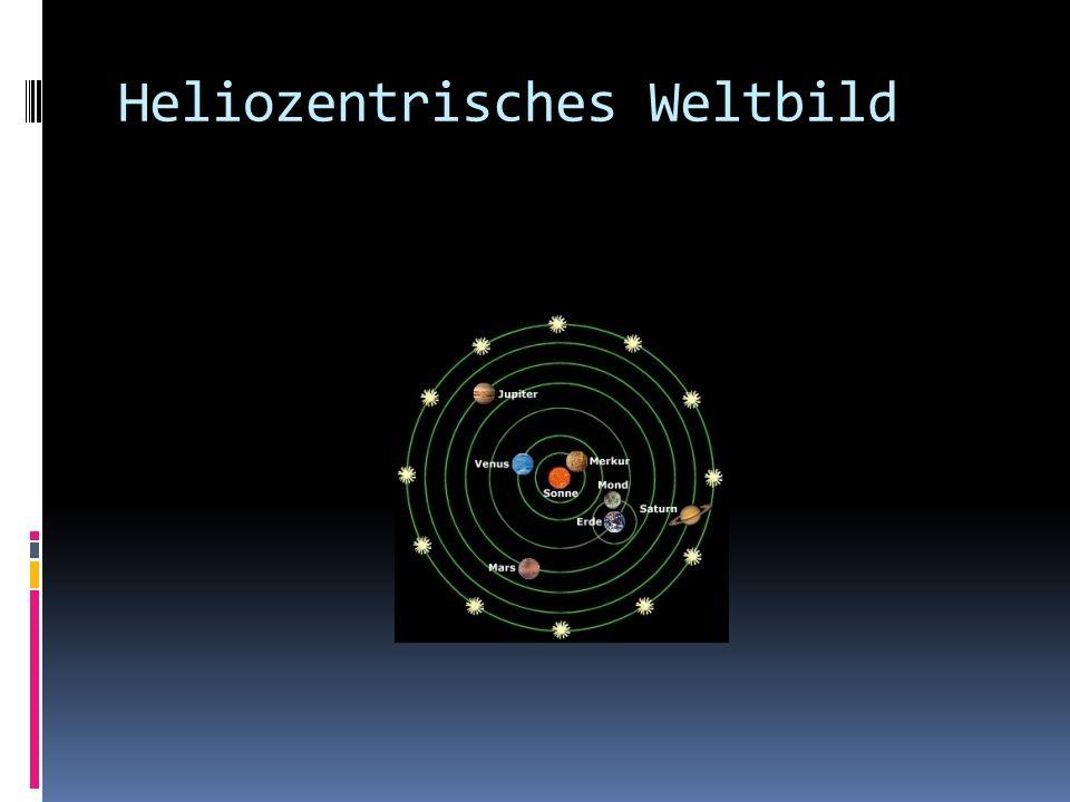 Heliozentrisches Weltbild