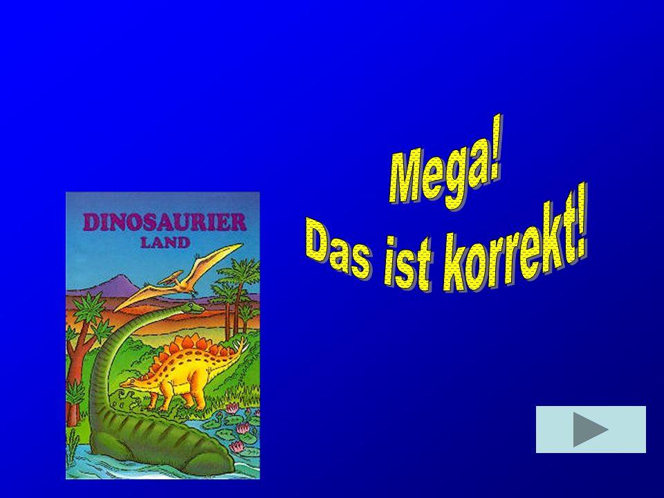 Was ist das für ein Dinosaurier? Albertosaurus Brachiosaurus Ankylosaurus Triceraptos