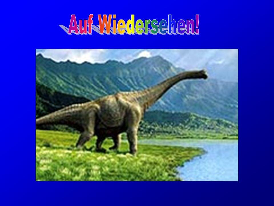 Warum sind die Dinosaurier ausgestorben? Warum die Dinosaurier am Ende der Kreidezeit so plötzlich von der Erde verschwunden sind, ist eines der gross