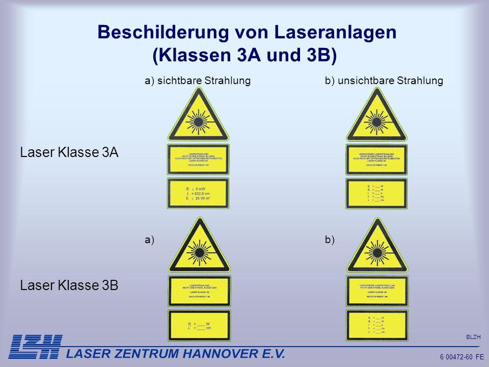 Laser klasse 3
