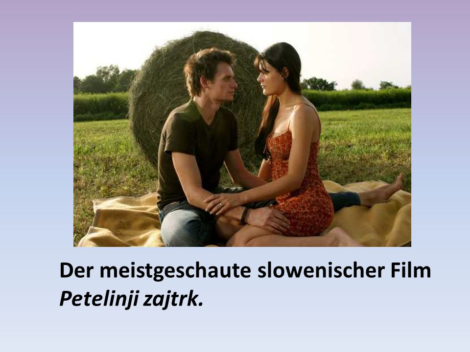 Der meistgeschaute slowenischer Film Petelinji zajtrk.