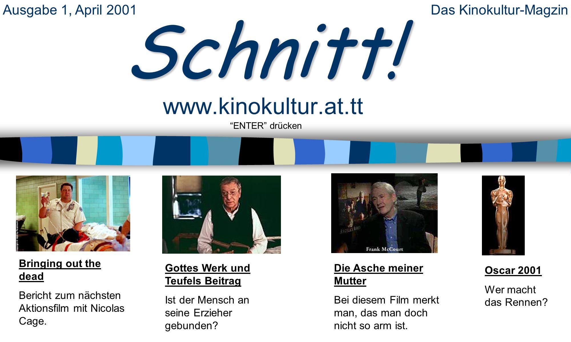 Schnitt.
