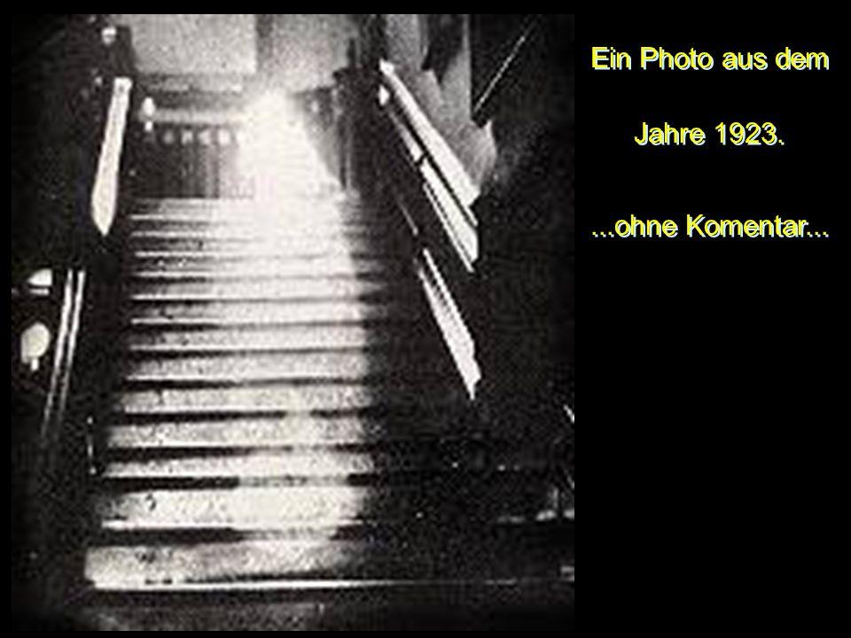 Ein Photo aus dem Jahre 1923....ohne Komentar... Ein Photo aus dem Jahre 1923....ohne Komentar...