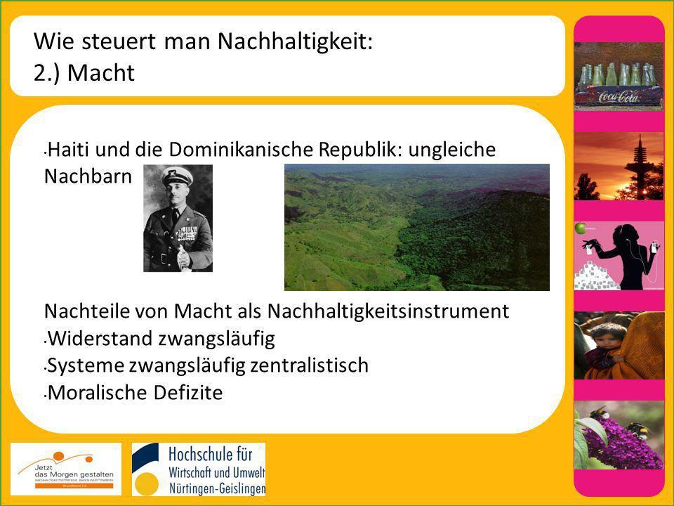 Wie steuert man Nachhaltigkeit: 3.) Moral Die LOHAS als Schutzengel der Nachhaltigkeit.
