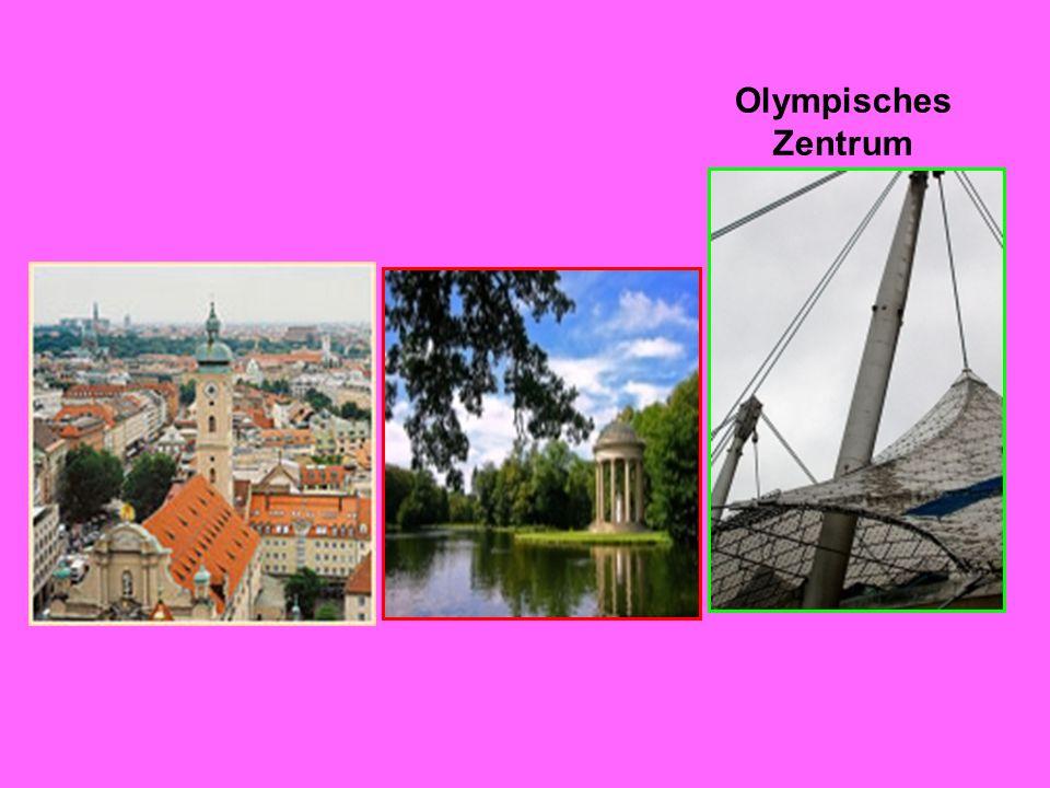 Bayerische Spezialitäten Nach München kommen viele Touristen aus aller Welt.