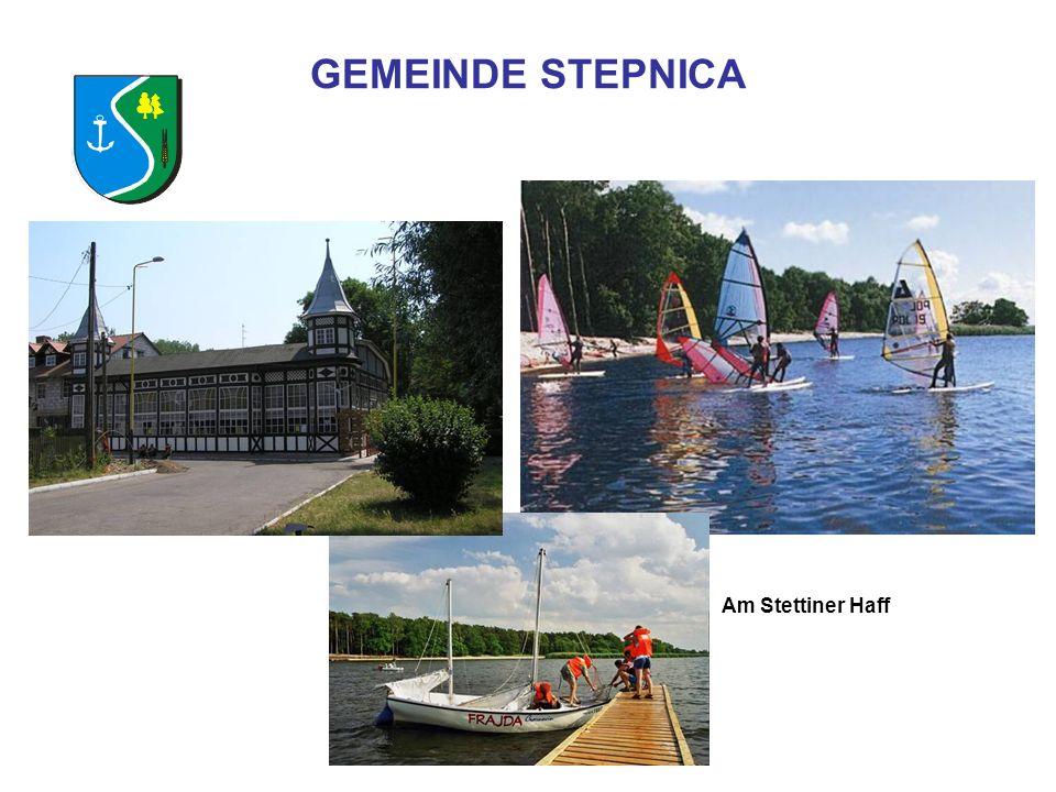 GEMEINDE STEPNICA Am Stettiner Haff