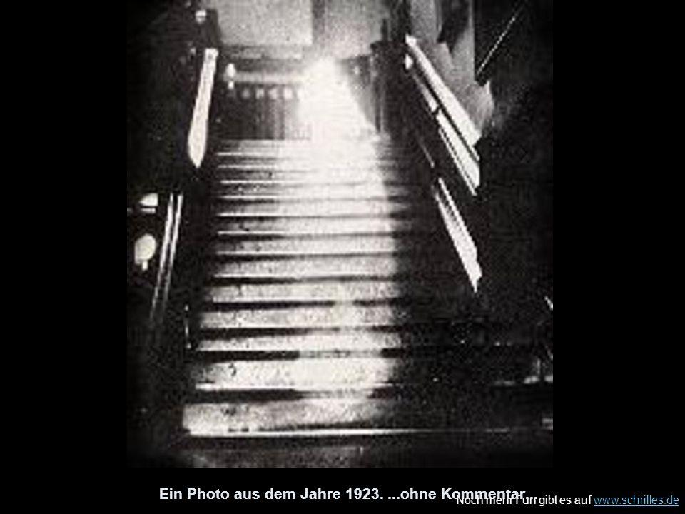 Noch mehr Fun gibt es auf www.schrilles.dewww.schrilles.de Ein Photo aus dem Jahre 1923....ohne Kommentar...