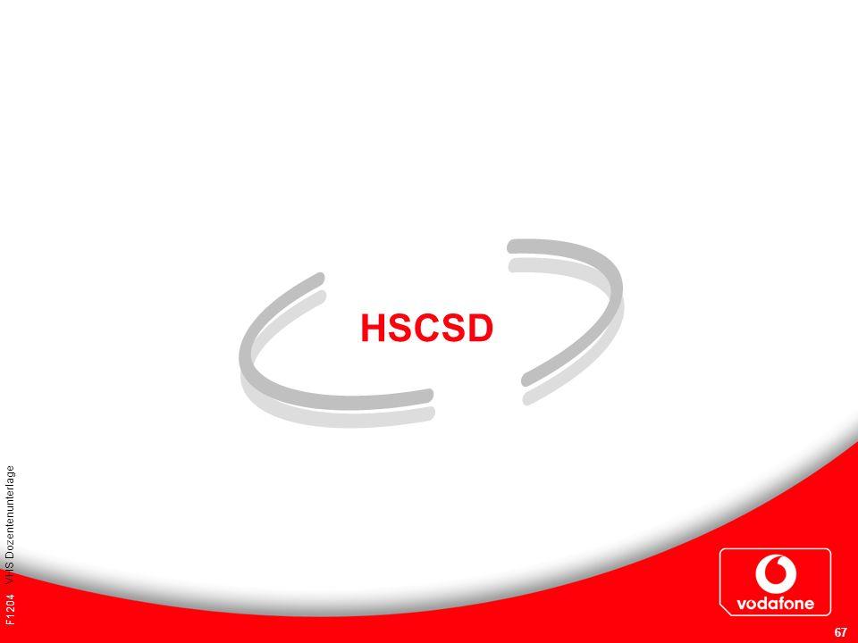 F1204 VHS Dozentenunterlage 67 HSCSD