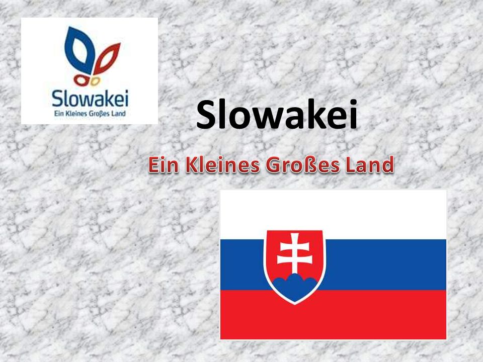 Leben in der Slowakei Schule
