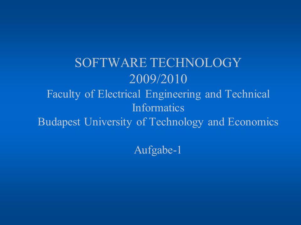 Software technology08.08.2008 © dr.Z.