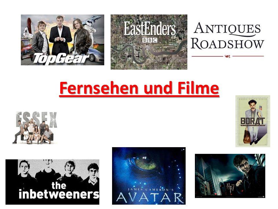 Fernsehen und Filme