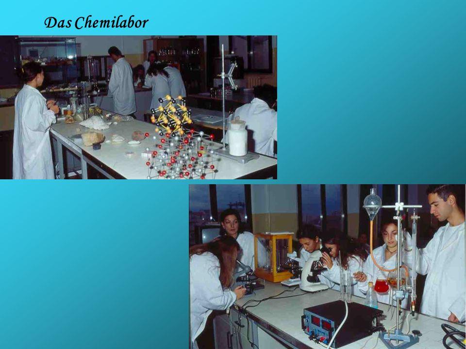 Das Chemilabor