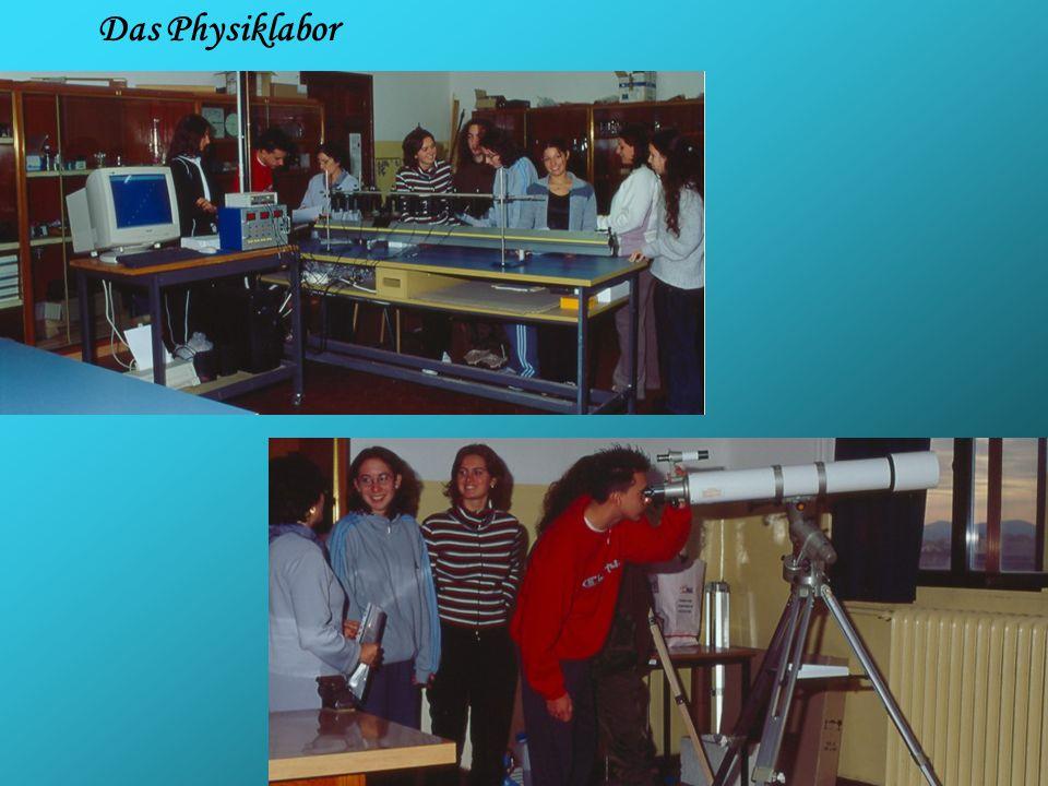 Das Physiklabor