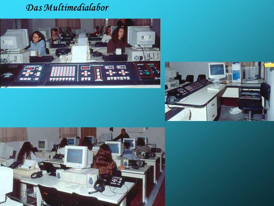 Das Multimedialabor