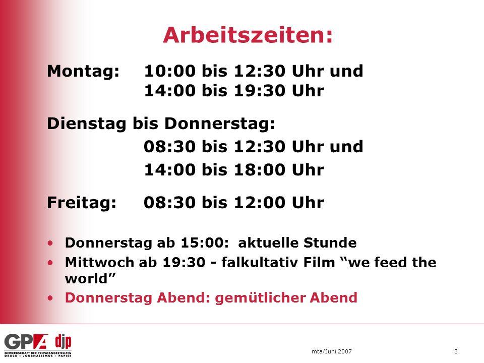 Montag: 10:00 bis 12:30 Uhr und 14:00 bis 19:30 Uhr Dienstag bis Donnerstag: 08:30 bis 12:30 Uhr und 14:00 bis 18:00 Uhr Freitag: 08:30 bis 12:00 Uhr