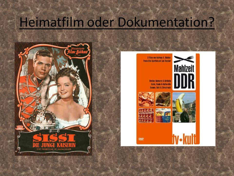 Heimatfilm oder Dokumentation?