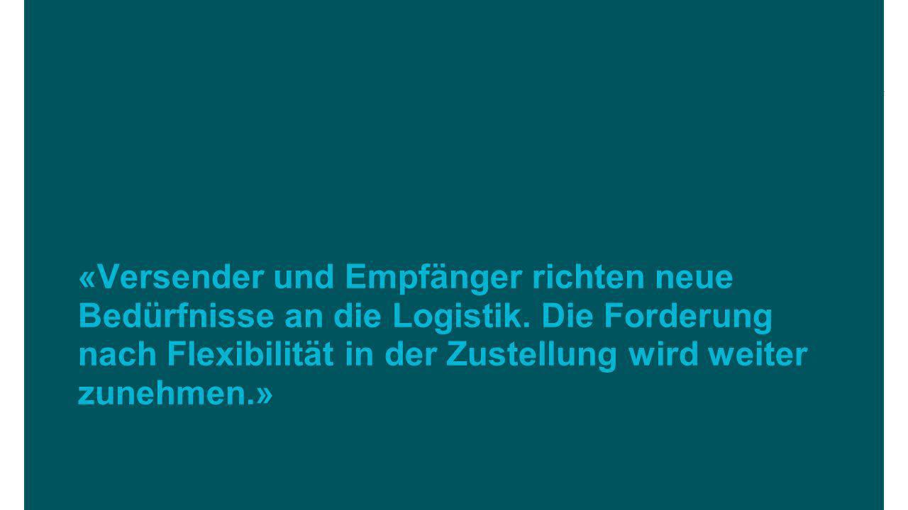 ©2013 SAP AG or an SAP affiliate company. All rights reserved.20 Trends und Entwicklungen im Online-Handel «Versender und Empfänger richten neue Bedür