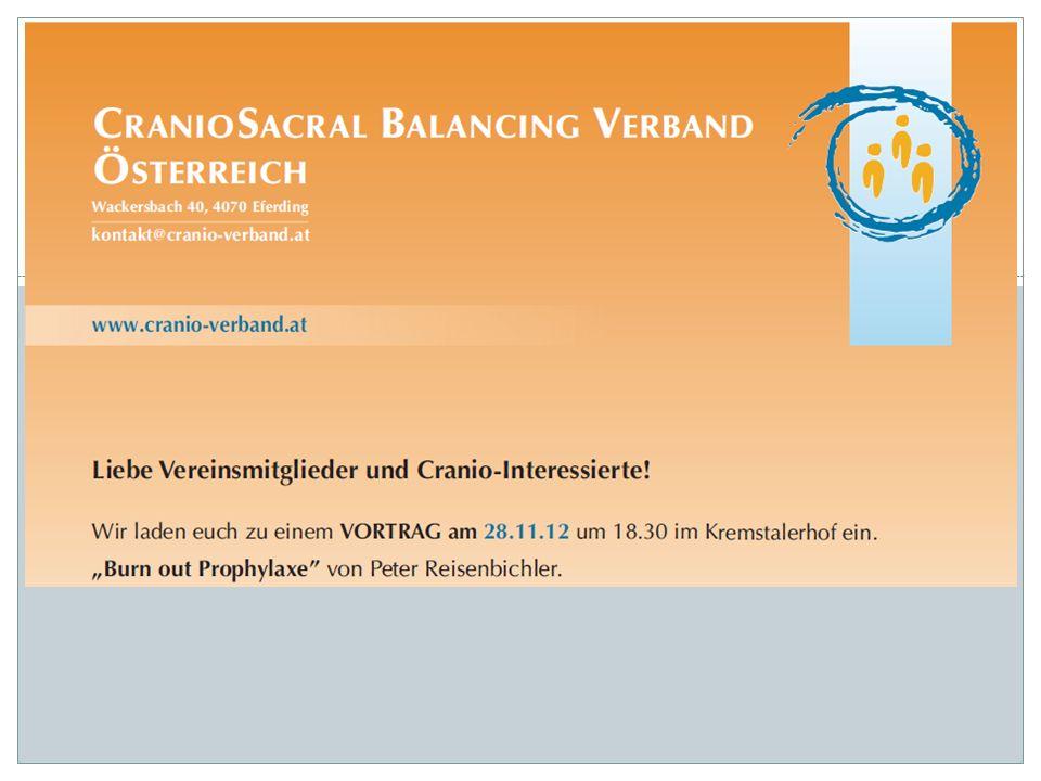 Burnout Prophylaxe November 2012 Zusammenfassung Mag. Peter Reisenbichler 72
