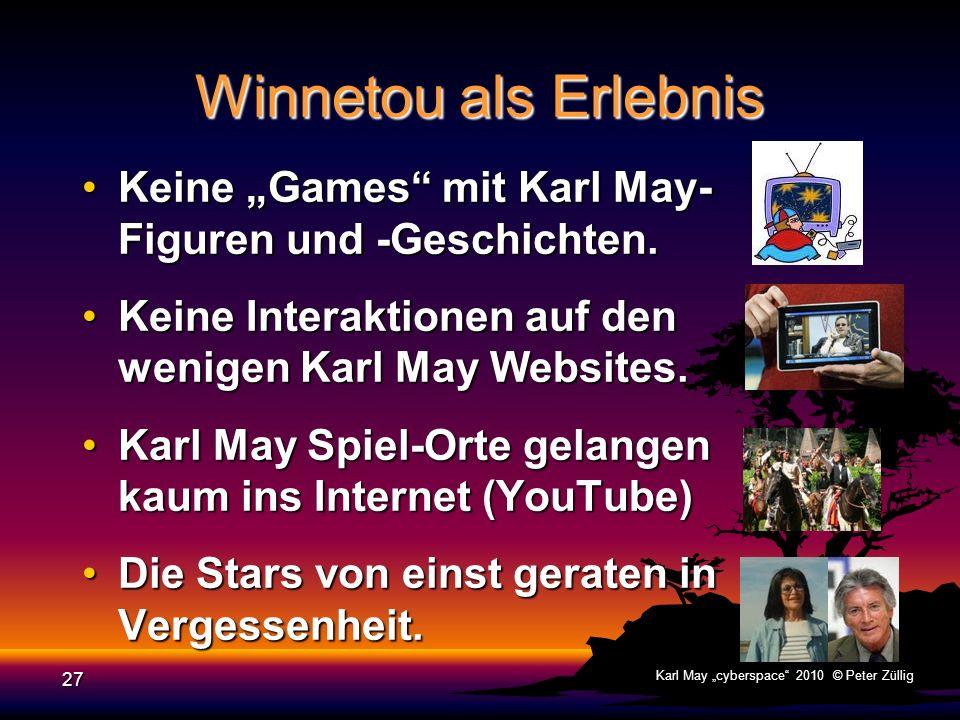 Winnetou in der Blogosphäre 26 Existiert nicht in den sozialen Netzwerken.Existiert nicht in den sozialen Netzwerken. In Film und Fernsehen nur noch n