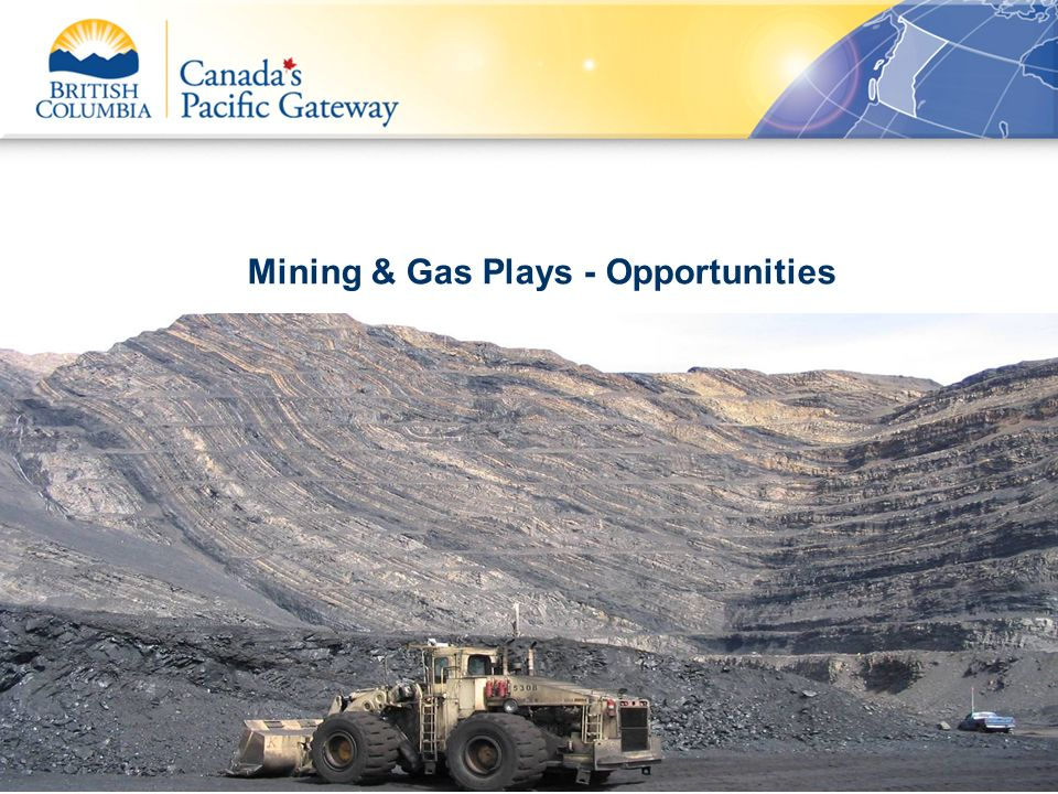 Mining & Gas Plays - Opportunities 04