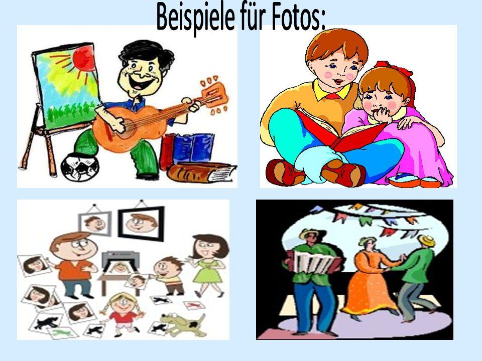http://www.youtube.com/watch?v=9LkqU0NoPTY Film zum Thema: Die Schüler sollen sich die bekannten Wörter bzw.
