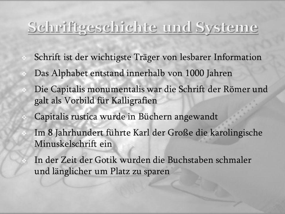 Johannes Gensfleisch von Gutenberg Lebte von 1400-1468.