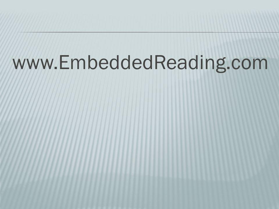 www.EmbeddedReading.com
