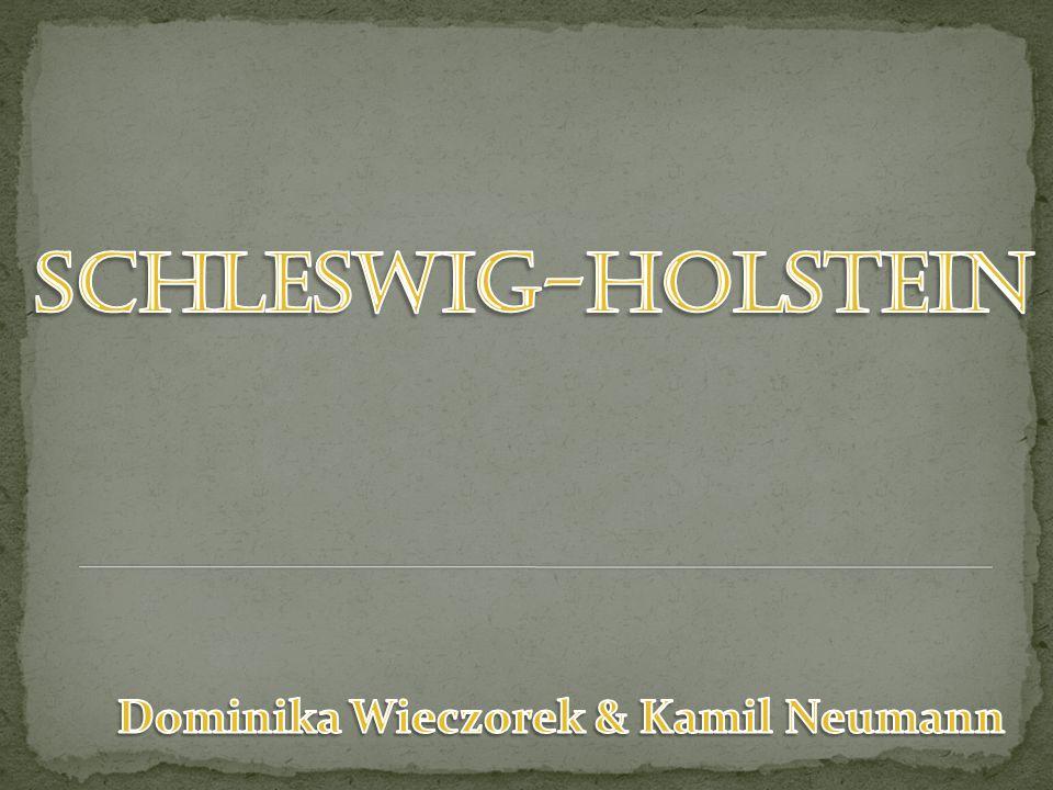 Schleswig-Holstein ist das kleinste Flächenland nach dem Saarland.