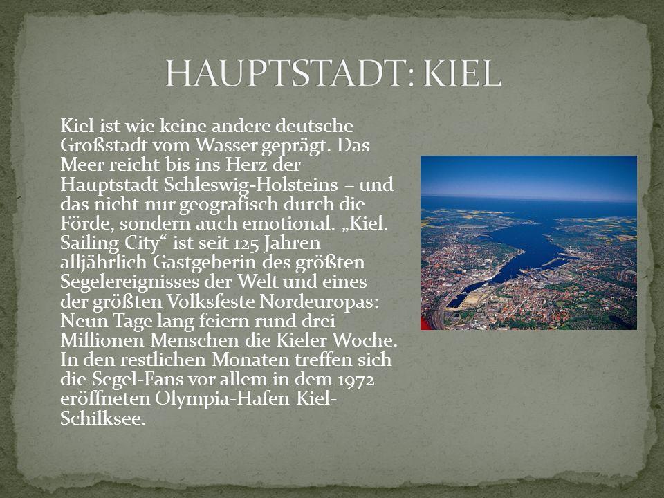 Die Hansestadt Lübeck gehört zu den 1.000 Zielen in der Welt, die jeder Mensch in seinem Leben gesehen haben sollte.