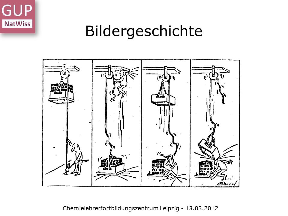 Bildergeschichte Chemielehrerfortbildungszentrum Leipzig - 13.03.2012
