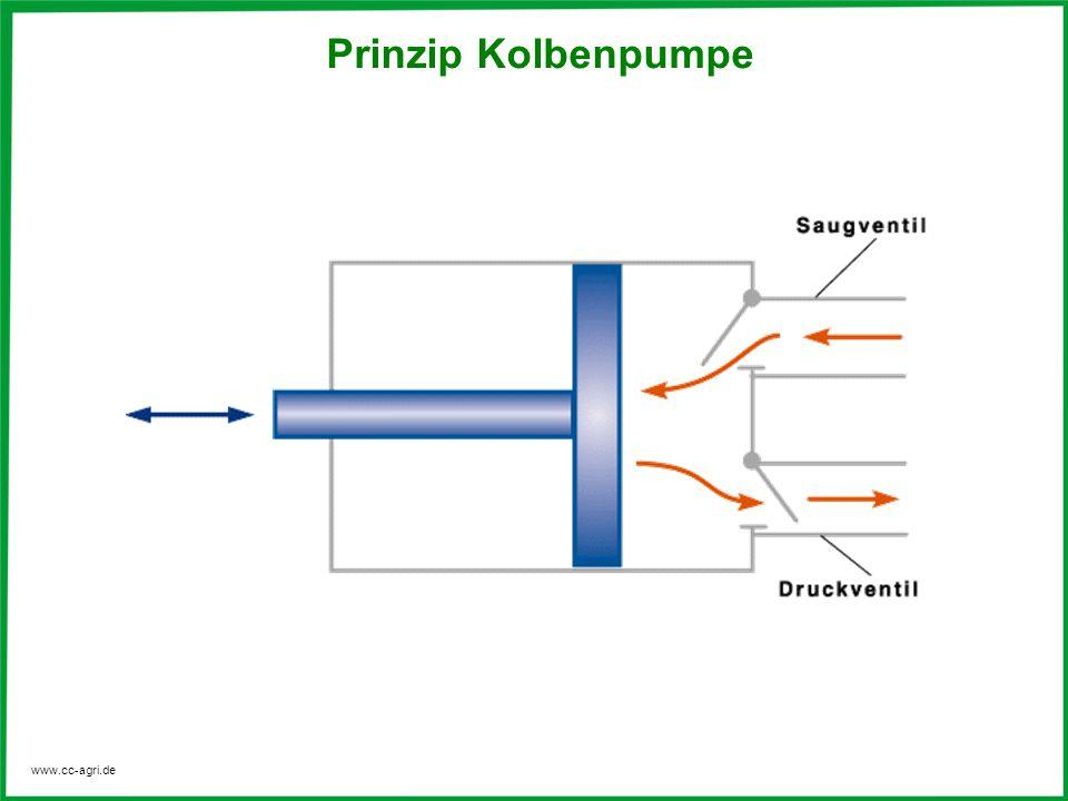 www.cc-agri.de Prinzip Kolbenpumpe