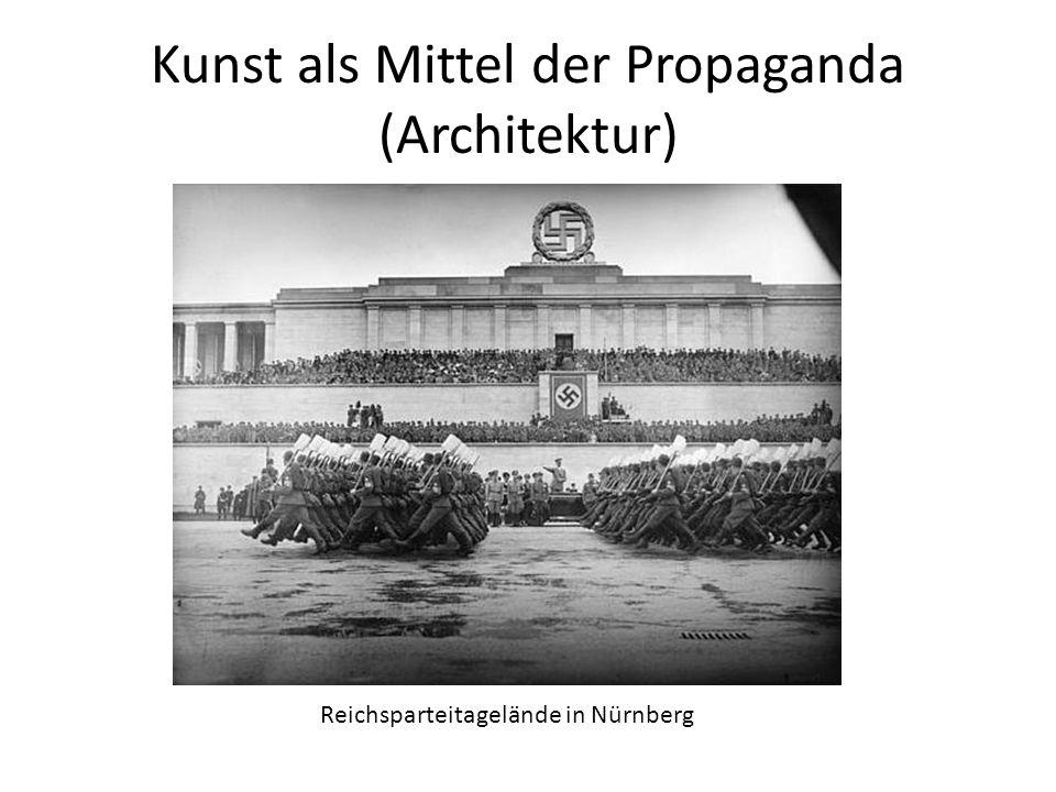Kunst als Mittel der Propaganda (Architektur) Reichsparteitagelände in Nürnberg
