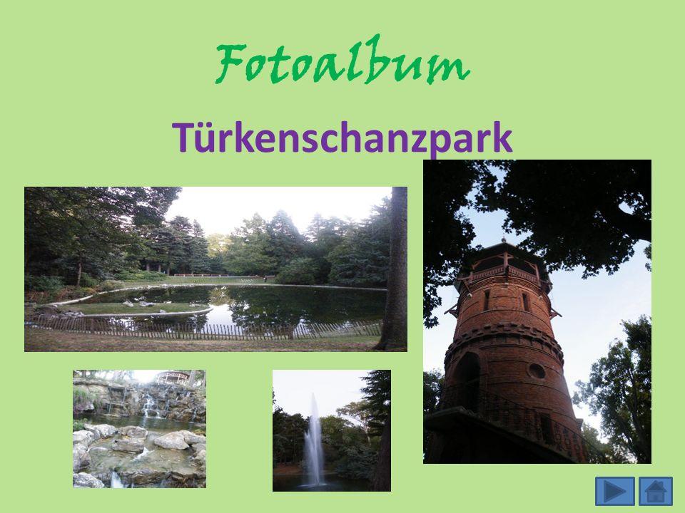 Fotoalbum Schönbrunn