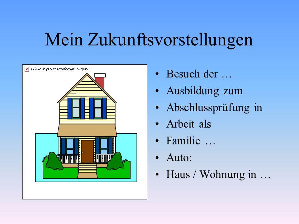 Mein Wohnort Das Haus, in dem ich wohne! Foto des Hauses, der Wohnung, des Wohnortes