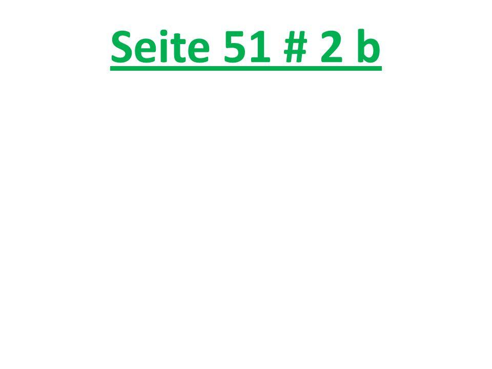 Seite 51 # 2 b