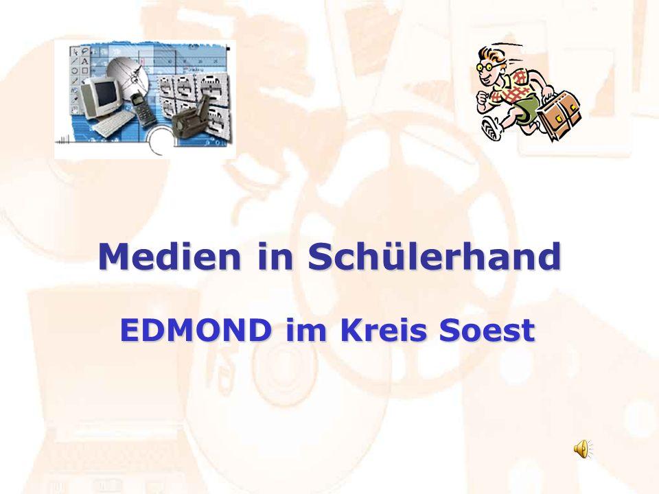 Medien in Schülerhand EDMOND im Kreis Soest