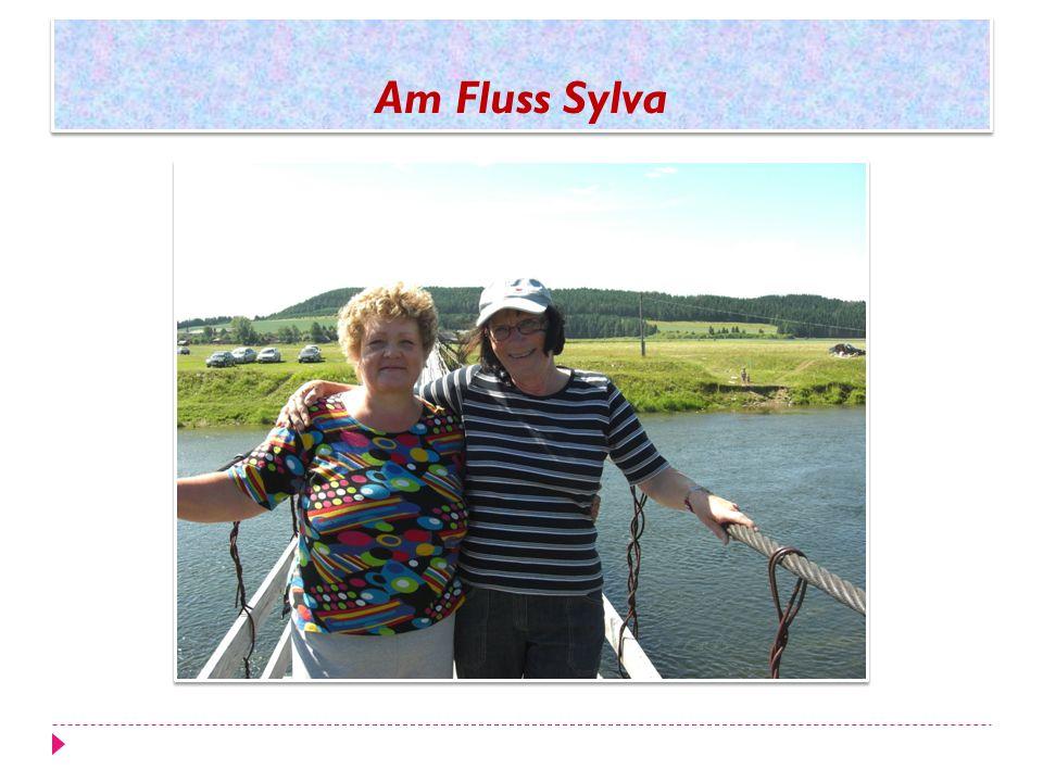 Am Fluss Sylva