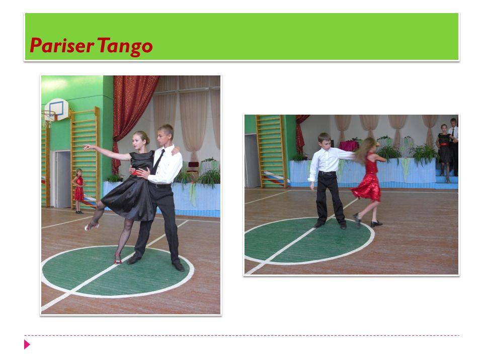 Pariser Tango