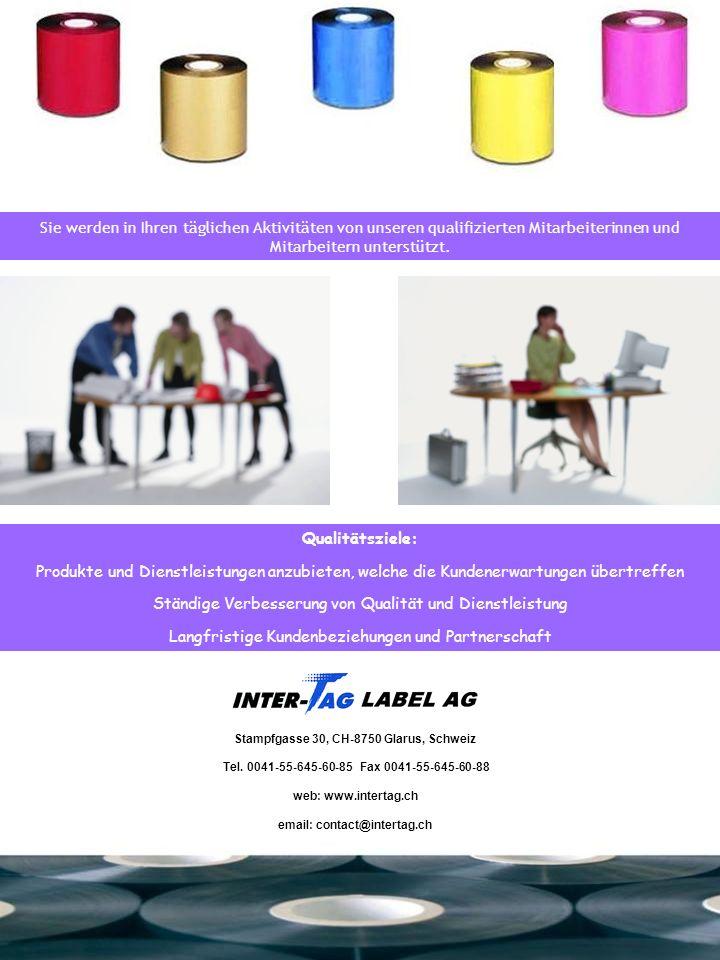Sie werden in Ihren täglichen Aktivitäten von unseren qualifizierten Mitarbeiterinnen und Mitarbeitern unterstützt. Qualitätsziele: Produkte und Diens