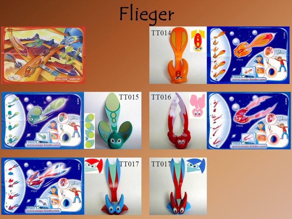 Flieger TT015 TT014 TT016 TT017